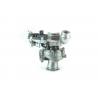 Turbocompresseur pour  BMW X3 2.0 d (F25) 184 CV (49335-00642)