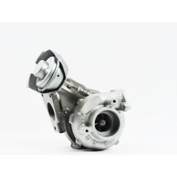 Turbocompresseur pour  Peugeot 807 2.0 HDI 120 CV (758021-0002)