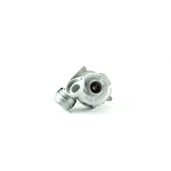 Turbocompresseur pour  BMW X3 2.0 d (E83 / E83N) 150 CV GARRETT (750431-5012S)