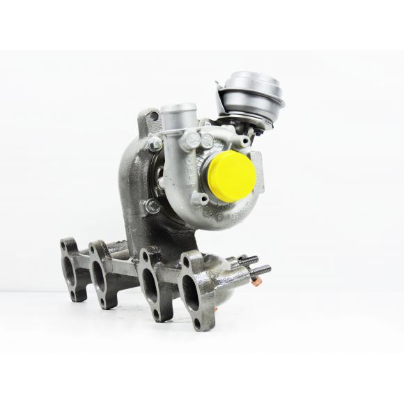 Turbocompresseur pour  Skoda Octavia 2 1.9 TDI 110 CV ASV GARRETT (713673-5006S)
