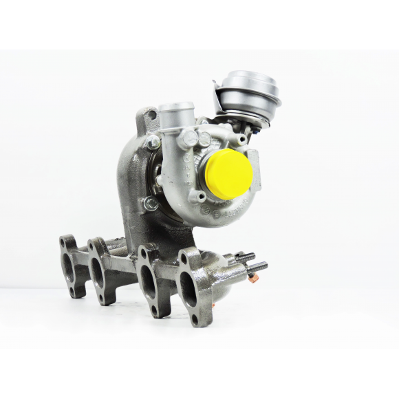 Turbocompresseur pour échange standard 1.9 TDI 110 CV 115 CV GARRETT (713673-5006S)
