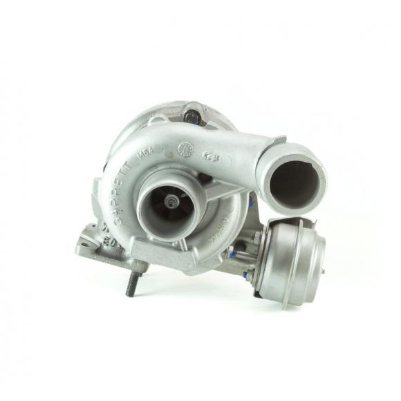 Turbocompresseur pour  échange standard 1.9 JTD 100/110/116/120 CV GARRETT (712766-5002S)