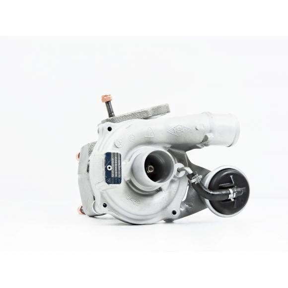 Turbocompresseur pour Dacia Logan 1.5 DCI 64CV/65CV KKK (5435 988 0033)