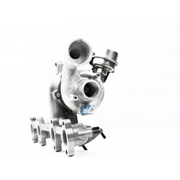 Turbocompresseur pour Volkswagen Polo 4 1.9 TDI 130CV KKK (5439 988 0023)