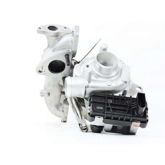 Turbocompresseur pour  échange standard 2.7 HDi FAP 204 CV GARRETT (723340-0013)