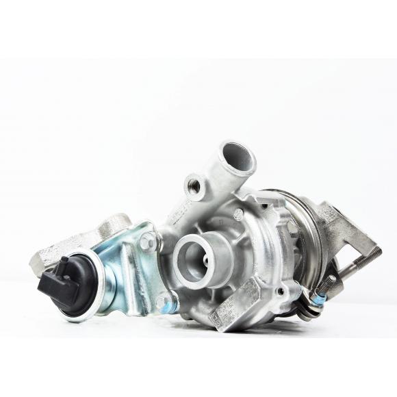 Turbocompresseur pour  échange standard 0,6 (MC01) YH 55 CV GARRETT (708837-0001)