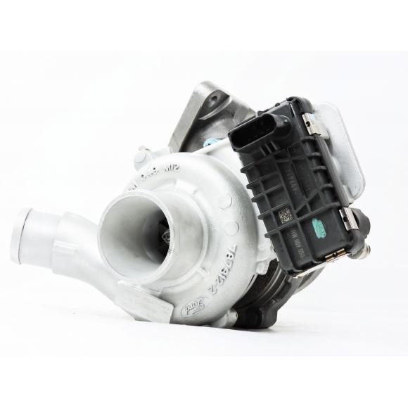 Turbocompresseur pour  échange standard 2.2 TDCi 125CV 155 CV GARRETT (786880-5021S)