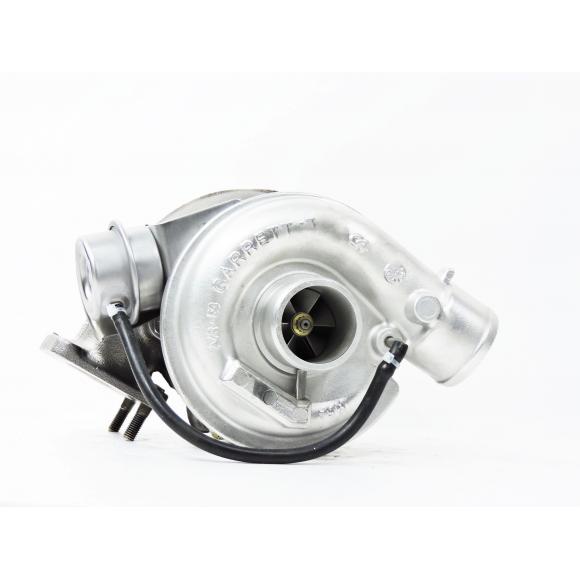 Turbocompresseur pour  échange standard 2.4 JTD 136 CV GARRETT (454150-5005S)