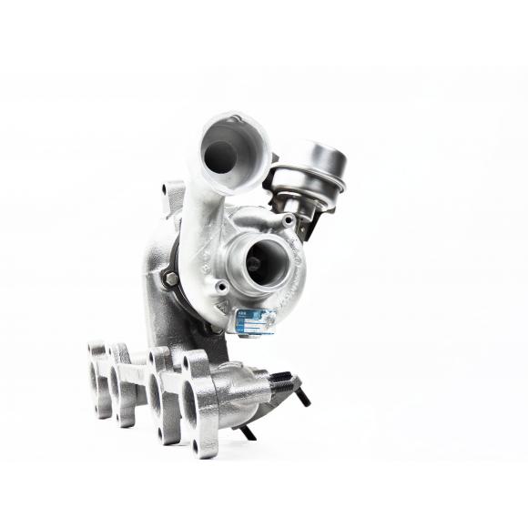 Turbocompresseur pour  échange standard 1.9 TDI 130 CV KKK (5439 988 0023)