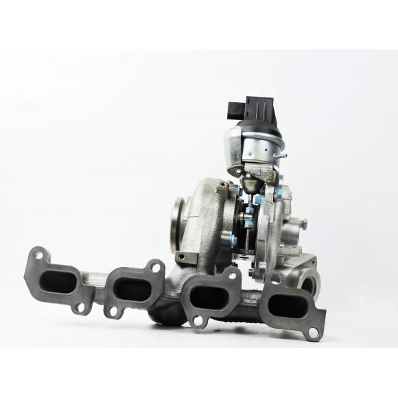 Turbocompresseur pour échange standard 2.0 TDI 110 CV 140 CV KKK (5440 988 0021)