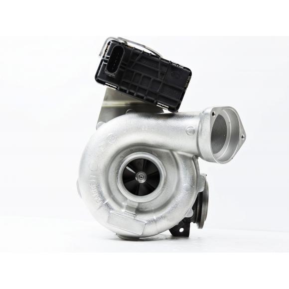 Turbocompresseur pour  échange standard 2,5 D 3,0 D XD LD 197 CV 231 CV 235CV GARRETT (758351-5024S)