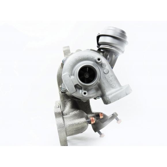 Turbocompresseur pour  échange standard 1.9 TDI 130 CV GARRETT (716860-5004S)