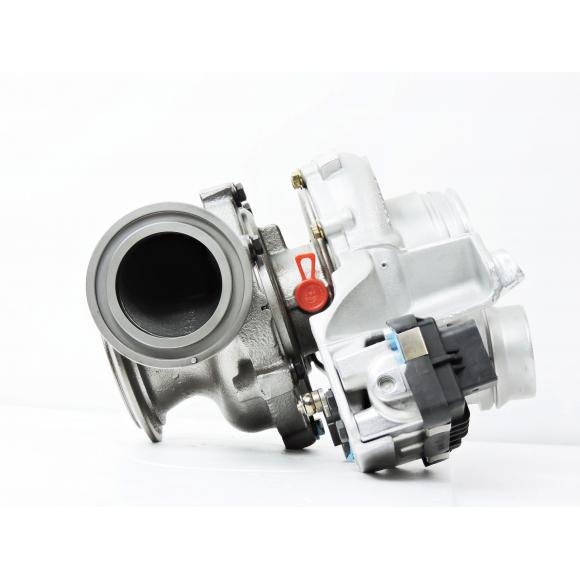 Turbocompresseur pour  échange standard 2,5 D 3,0 D XD LD 204 CV 245 CV GARRETT (777853-5013S)