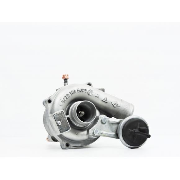 Turbocompresseur pour  échange standard 1.5 dCi 57 CV 65 CV 68 CV KKK (5435 988 0000)