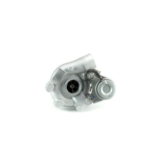Turbocompresseur pour  Fiat Ducato 2 2.8 JTD 125 CV 128 CV KKK et MITSUBISHI (49377-07050)