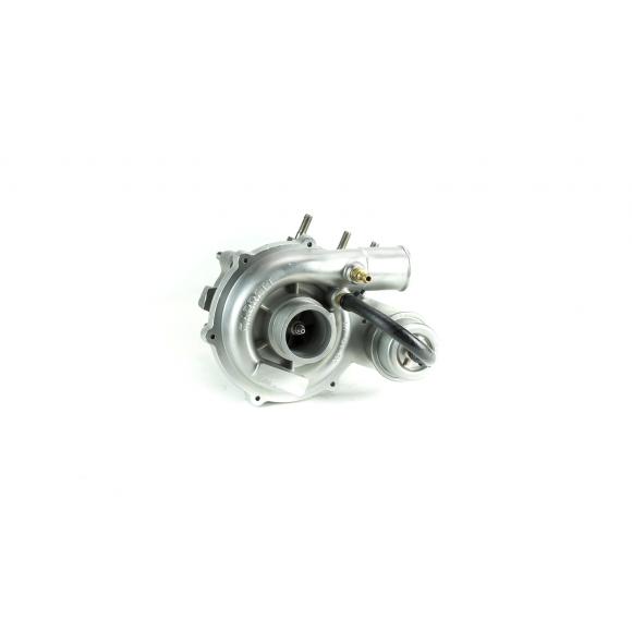 Turbocompresseur pour  Land Rover Freelander 2.0 DI 97CV GARRETT (452202-5004S)