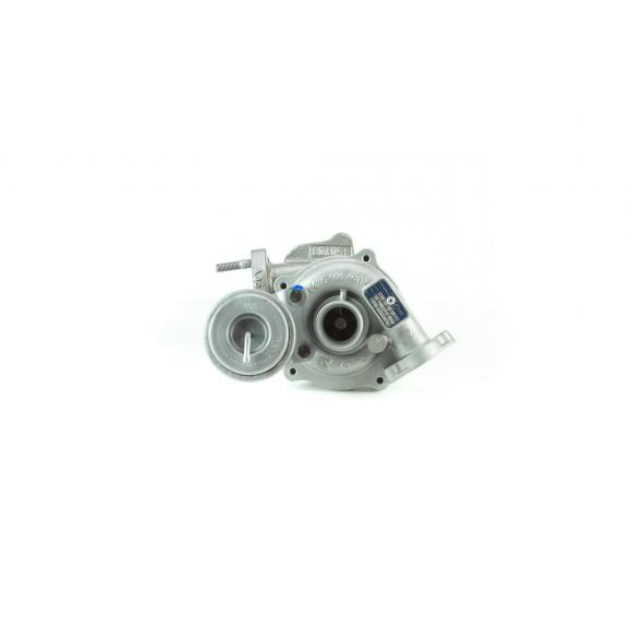 Turbocompresseur pour Fiat Qubo 1.3 JTD 75 CV KKK (5435 988 0018)