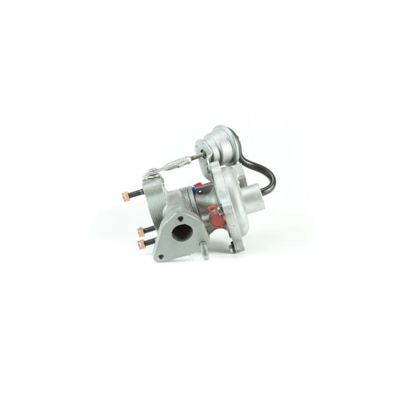 Turbocompresseur pour Fiat Fiorino III 1.3 Multijet 16V 75 CV KKK (5435 988 0005)