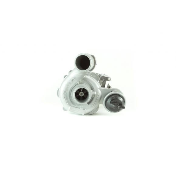 Turbocompresseur pour  Renault Clio 2 1.9 DTI 78/98 CV GARRETT (738123-5004S)