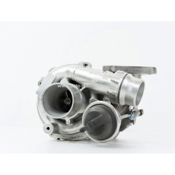 Turbocompresseur pour  Renault Master 2 2.5 DCI 120 CV GARRETT (757349-5004S)