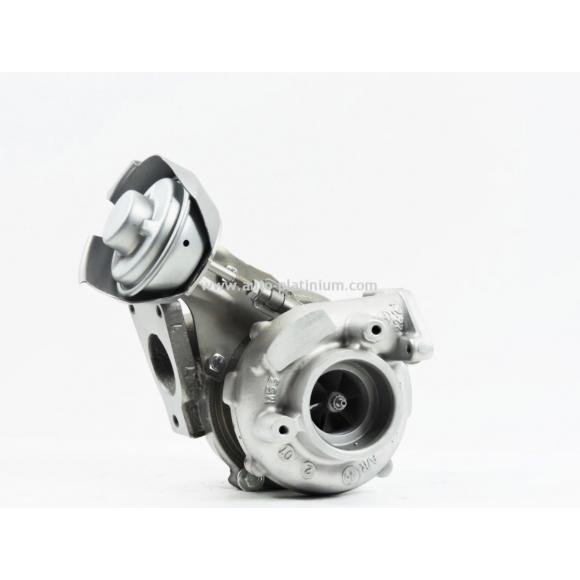 Turbocompresseur pour Peugeot 807 2.0 HDI 120CV GARRETT (764609 75802)