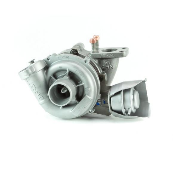 Turbocompresseur pour  Peugeot 1007 1.6 HDI 110 CV GARRETT (753420-5006S)