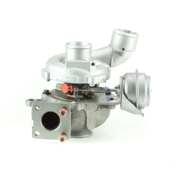 Turbocompresseur pour Lancia Lybra 1.9 JTD 140 CV GARRETT (716665-5002S)