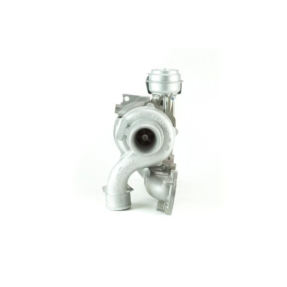 Turbocompresseur pour  Opel Zafira B 1.9 CDTI 120 CV GARRETT (767835-5001S)