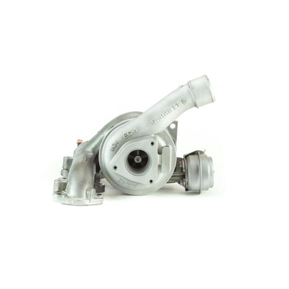 Turbocompresseur pour échange standard 1.9 JTDM 120 CV 130 CV GARRETT (767837-5001S)