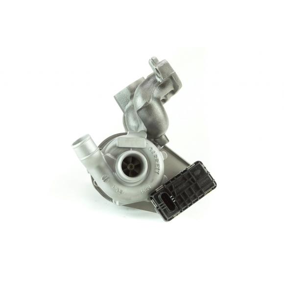 Turbocompresseur pour  Jaguar X Type 2.0 D 130CV GARRETT (728680-5015S)