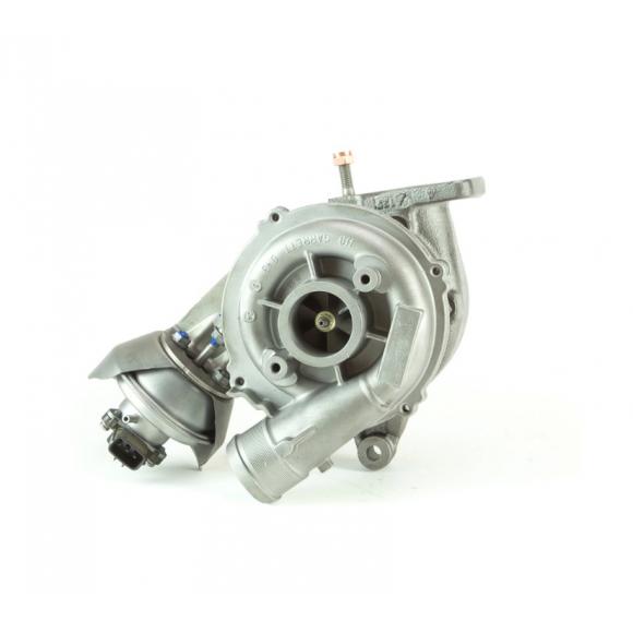 Turbocompresseur pour  Volvo S40 II 2.0 D 136 CV GARRETT (760774-5003S)