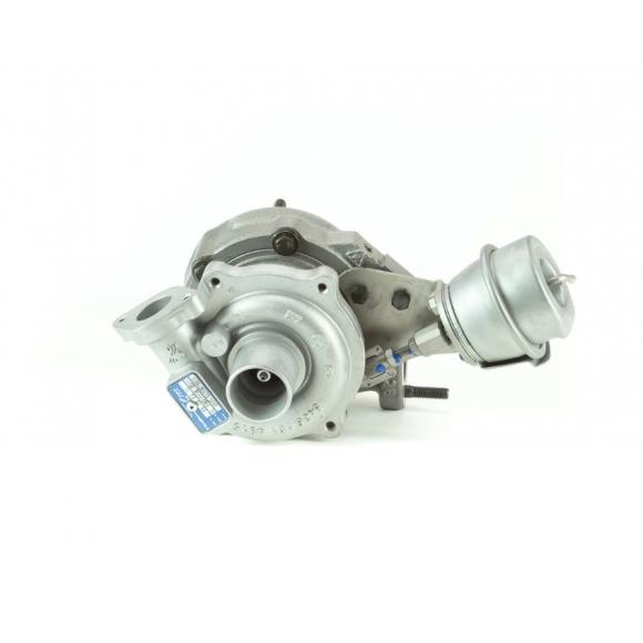 Turbocompresseur pour  échange standard 1.3 JTDM 84 CV 90 CV KKK (5435 970 0014)