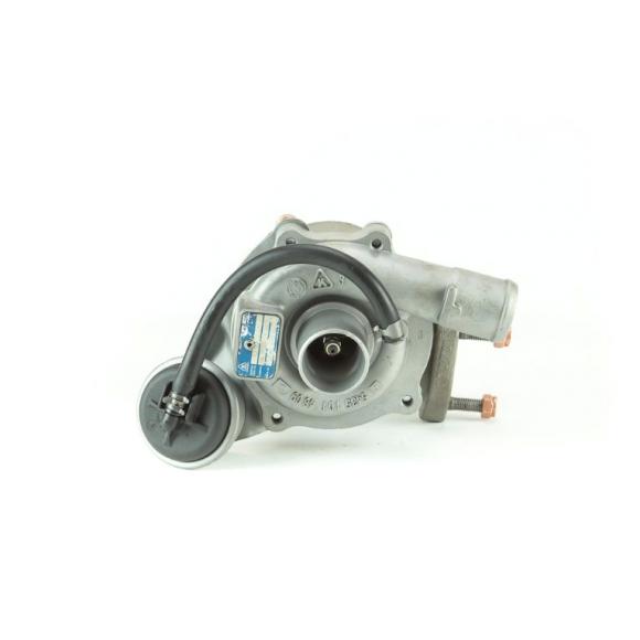 Turbocompresseur pour  Suzuki Wagon R+ 1.3 DDIS 70 CV KKK (5435 988 0006)