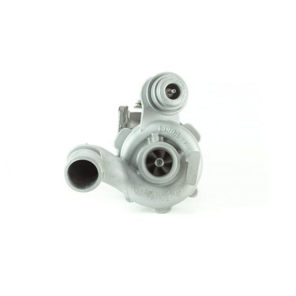 Turbocompresseur pour Mitsubishi Carisma 1.9 DI-D MP 102 CV GARRETT (751768-5004S)