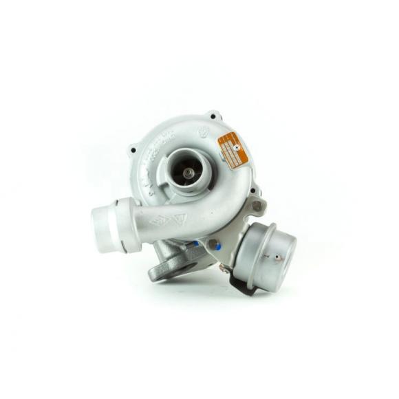 Turbocompresseur pour  Renault Grand Modus 1.5 DCI 106CV KKK (5439 988 0070)