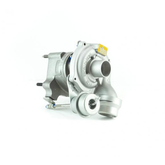 Turbocompresseur pour Renault Modus 1.5 DCI 86CV KKK (5435 988 0029)