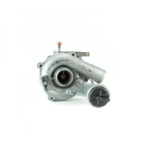 Turbocompresseur pour  Renault Clio 2 1.5 DCI 65CV KKK (5435 988 0000)