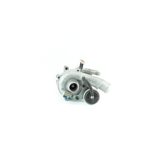 Turbocompresseur pour Peugeot Bipper 1.4 HDI 68CV KKK (5435 988 0021)