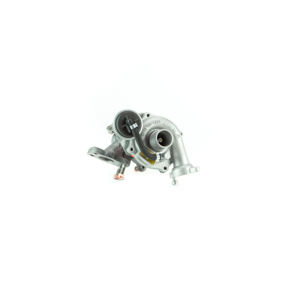 Turbocompresseur pour  Peugeot 206 1.4 HDI 68 CV KKK (5435 988 0009)