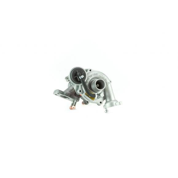 Turbocompresseur pour Peugeot 107 1.4 HDI 54 CV KKK (5435 988 0009)