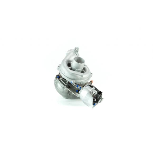 Turbocompresseur pour Peugeot 308 1.6 HDI 110CV FAP GARRETT (762328-5002S)