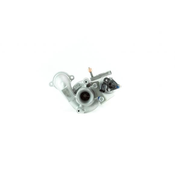 Turbocompresseur pour  échange standard 1.6 HDi 90 FAP 92 CV MITSUBISHI (49373-02003)