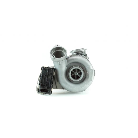 Turbocompresseur pour Bmw Série 5 525 xd (E60 / E61) 235/ 231 CV GARRETT (758351-5024S)