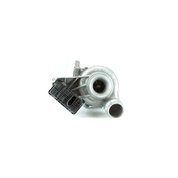 Turbocompresseur pour Bmw Série 5 520d (F10 / F11) 184 CV MITSUBISHI (49335-00635)