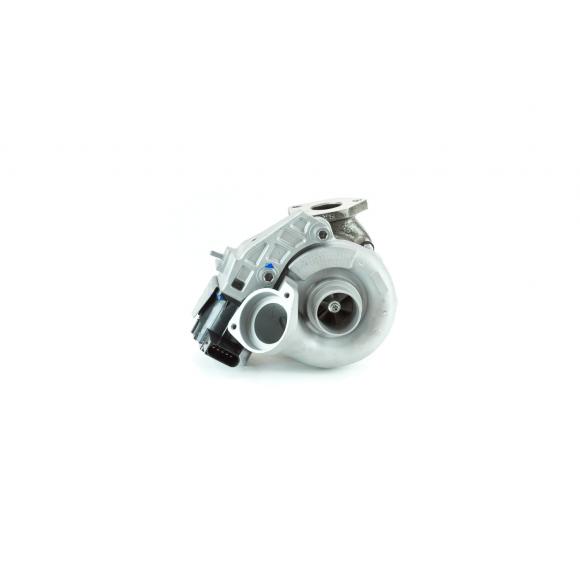 Turbocompresseur pour  BMW 320d (E90 / E91) 163CV MITSUBISHI (49135-05671)