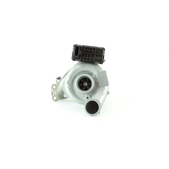 Turbocompresseur pour Mercedes Classe M 320 CDI (W164) 224 CV GARRETT (765155-5007S)
