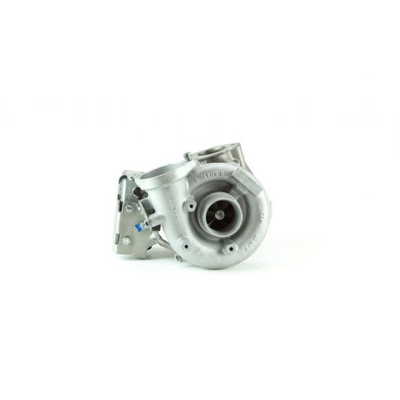 Turbocompresseur pour  échange standard 3,0 d (E53/ E60 / E61) 218 CV GARRETT (742730-5019S)