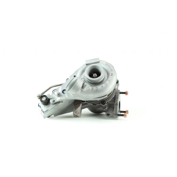 Turbocompresseur pour  Mercedes Classe C (w 204) 200 CDI 136CV GARRETT (752990-5007S)