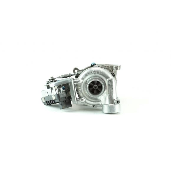 Turbocompresseur pour  Mercedes Classe M 400 CDI (W163) 250 CV GARRETT (724496-5004S)