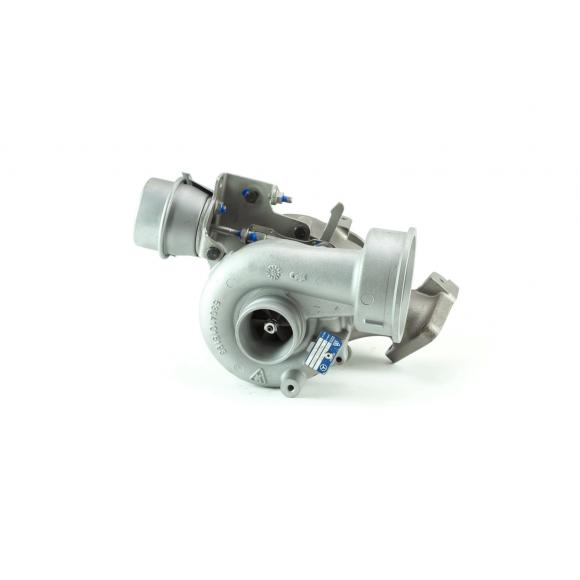 Turbocompresseur pour  Mercedes Classe A (W169) 200 CDI 140CV KKK (5303 988 7000)